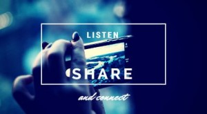 business reciprocity, give to others, share connect listen and inspire your audience