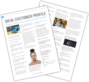 customer profile, ideal customer profile, understand your customer, how to understand your customer needs